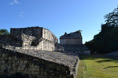 #EkBalam #MayanRuins ► http://mayanexplore.com/tours_and_activities_riviera_maya_det.php?m=49&c=1 #MayaMonday
