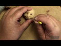 Learn the ABCs of Needle Felting