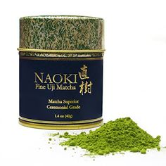 Limited Sale Authentic Naoki Matcha Green Tea Powder Superior Ceremonial Grade Japanese Experience The True Essence of Japanese Uji Matcha To Restore Focus Vitality Health *** Check out this great product. Best Coffee Grinder, Best Coffee Maker, Uji Matcha, Ceremonial Grade Matcha, Japanese Matcha, Espresso Coffee Machine, Matcha Green Tea Powder, Health, Juices