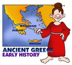 The Minoans, Knossos, Crete - Ancient Greece for Kids