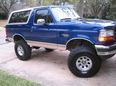 1996 ford bronco - Google Search