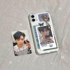 Korean Phone Cases, Kpop Phone Cases, Cell Phone Covers, Cute Cases, Cute Phone Cases, Iphone Cases, Diy Case, Diy Phone Case, Kawaii Phone Case