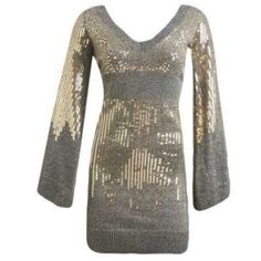Arden B Dress Arden B Sequin Sweater Dress. Size: XS. This is a reposh....Purchased and was too big for me!  Great condition! Arden B Dresses