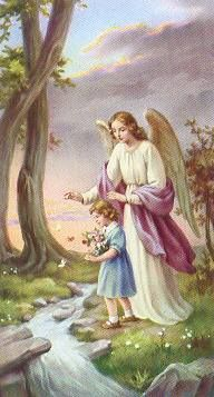 Thank guardian angel! Always close to bring the love of God and his salvation. Thanks !!!