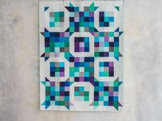 Check It Out Crown Jewels Quilt Kit