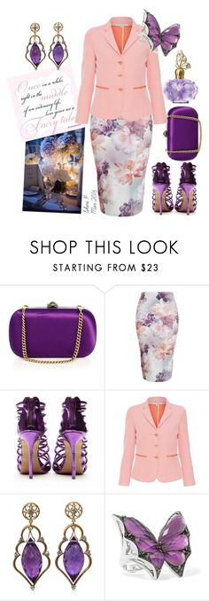 """""""Our love story is my favorite"""" by sheric62 ❤ liked on Polyvore featuring Gucci, New Look, Rani Arabella, Wayne Smith Jewels, Stephen Webster and Anna Sui"""