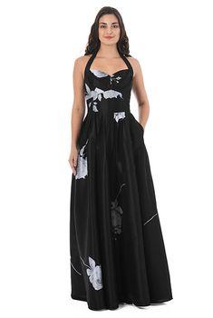 I <3 this Brooklyn dress from eShakti