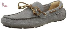 Sebago Kedge Tie, Mocassins Homme, Bleu (Denim Suede), 44 EU - Chaussures sebago (*Partner-Link)