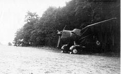 Westland Lysanders of 'A' Flight 613 Sqadron, RAF Firbeck, 1940