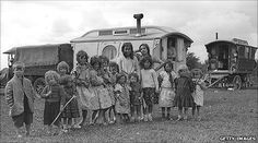 Epsom has long played host to Gypsy Roma travellers since the 1500s