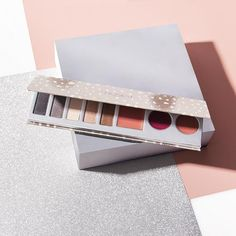 After you prep, get glam with our Everything Makeup Palette. All you need for your party invites!