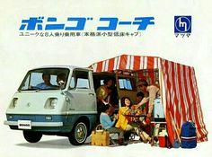 Mazda Bongo Coach