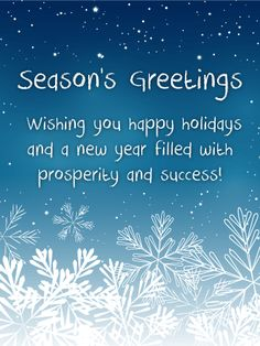 61 best seasons greetings cards images on pinterest card birthday snowing night seasons greetings cards you could wish upon a hundred stars or m4hsunfo