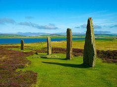 Ring 0f Brodgar, Orkney
