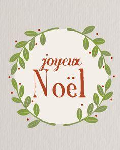 sweet Christmas printable