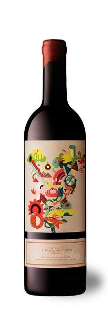 La Vinya del Vuit 2012.