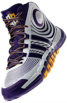 adidas D Howard 4 Lakers Home