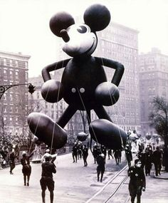 1934 Macy's Thanksgiving Day Parade