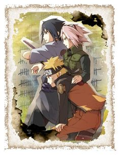 """Team 7 is on the move"" by soranamikaze ❤ liked on Polyvore featuring art"