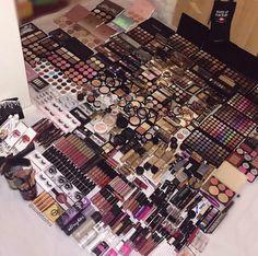 Wow do u guys think they might have an addiction to make up? The post Wow do u guys think they might have an addiction to make up? appeared first on Make Up. Makeup Guide, Makeup Kit, Skin Makeup, Makeup Brushes, Beauty Makeup, Makeup Remover, Makeup Primer, Makeup Shop, Makeup Storage
