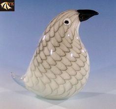 Murano GlassFunny Animal Birds