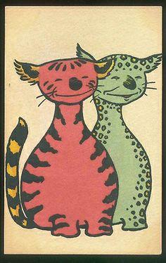 wackystuff:  Cool For Cats (by wackystuff)