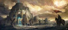 Flavio Bolla   Portfolio, Fantasy and Science Fiction,