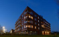Appartementencomplex De Dirigent in Kampen
