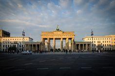 berlin tourist brandenburgertor