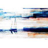 Found it at AllModern - Aegean Sea Graphic Art on Canvas