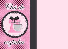 Kit Festa Pronta Chá de Panela grátis para baixar