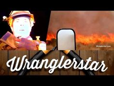Wildland Firefighter Close Call | Wranglerstar - YouTube