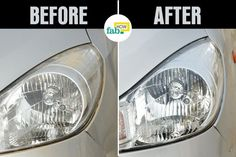 Finally, use paper towel to dry the headlight. Car owners face a common problem – foggy or cloudy headlights. In most vehicles, headlights are made of polycarbonate plastic, a durable.