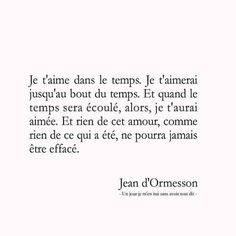 #JeanDOrmesson