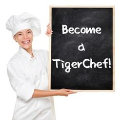 BECOME A TIGERCHEF! TigerChef Restaurant & Kitchen Equipment has created an exceptional program catered to culinary professionals and students. From a 5% discount on ALL smallwares just for signing up and ongoing monthly special offers and discounts to VIP service and more, become a TigerChef and start enjoying your exclusive benefits today.