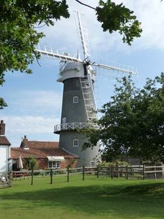 Bircham Windmill, UK