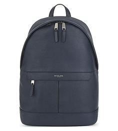 MICHAEL KORS Owen Leather Backpack. #michaelkors #bags #leather #backpacks #