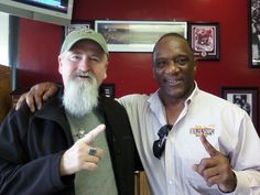 Every Tuesday nite is ten bucks all you can eat ribs at Billy Sims Barbecue, best in the State! Woo hoo!