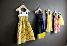 PATTERN: Summer Vacation Dress | MADE