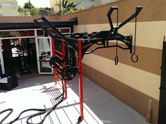 Designing a Home Gym in Your Basement Home Gym Garage, Diy Home Gym, Basement Gym, Home Gym Equipment, No Equipment Workout, Fitness Equipment, Trx Fitness, Fitness Shirts, Home Multi Gym