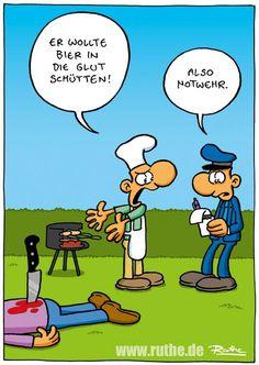 Sehr lustiger #cartoon von Ralph #Ruthe / absolute true