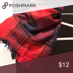 bae1c729795f3a Buffalo plaid scarf This cute women's buffalo plaid scarf will be great for  the chilly months