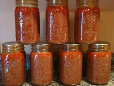 Hearty Chili - Pressure Canning- Ball® Recipes