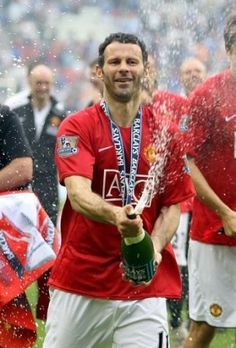 I love Ryan Giggs