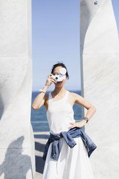 Sun-kissed  #styldby #DressNormal