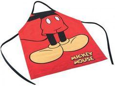 Avental Disney Mickey Mouse Tam M - Lepper