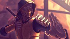 Escorpion Mortal Kombat, Bruce Lee Martial Arts, Mortal Combat, Rwby, Dc Comics, Fiction, Character Design, Lol, Nice