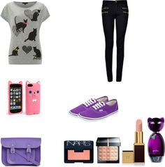"""""""Those Little Things.."""" by clydecat ❤ liked on Polyvore"""