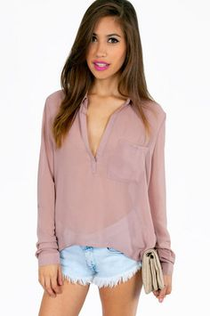 Evie Pocket Blouse $44 http://www.tobi.com/product/47744-tobi-evie-pocket-blouse?color_id=62756_medium=email_source=new_campaign=2013-06-08