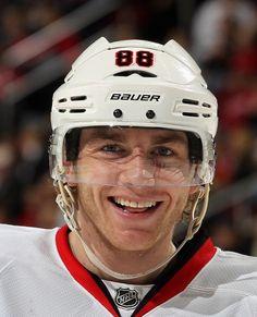 Patrick Kane and that smile!